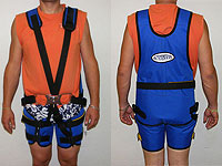 Harness for sailing
